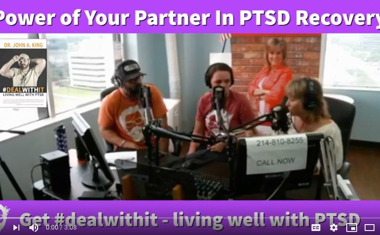 Alvord: Books On PTSD And Relationships
