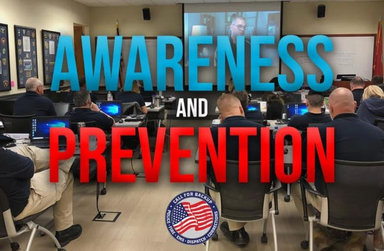 Preventing Police Suicide In Alvord.
