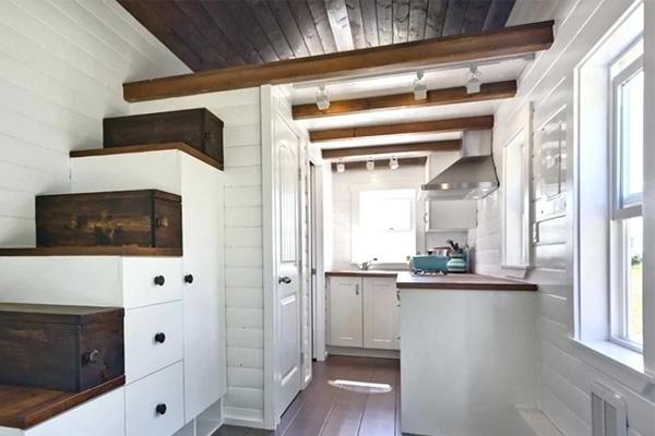 Pre-Built Tiny House Shells near Alvord
