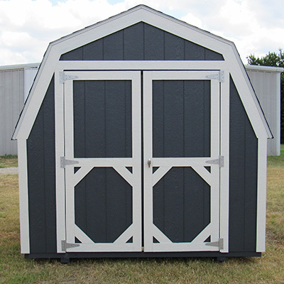 Ranch Barn Style Sheds in Alvord